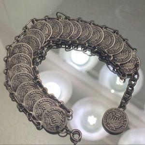 Vintage souvenir bracelet